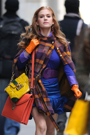 Isla Fisher in Confessions
