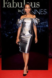 Kerry Washington, in D&G